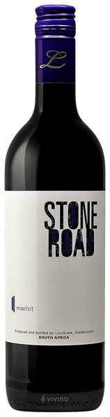 Louisvale Stone Road Merlot Image