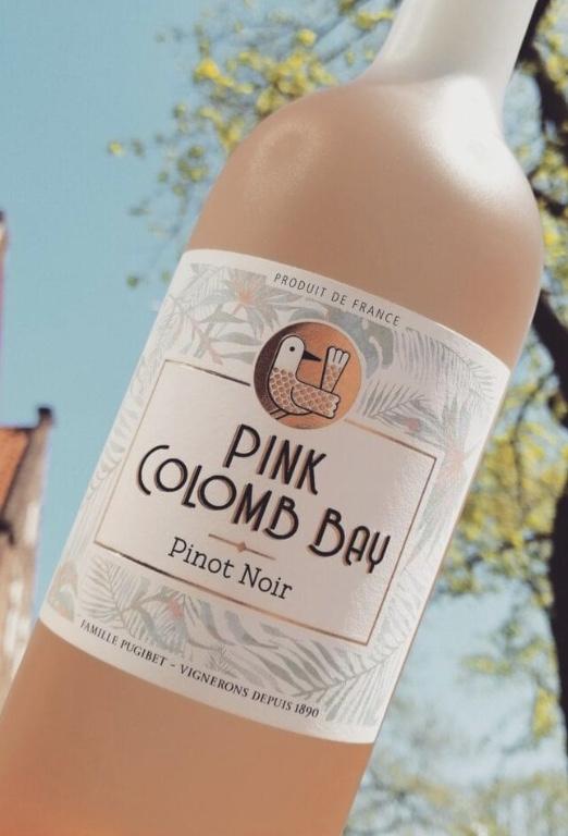 Pink Colombay Rosé Pinot Noir Image